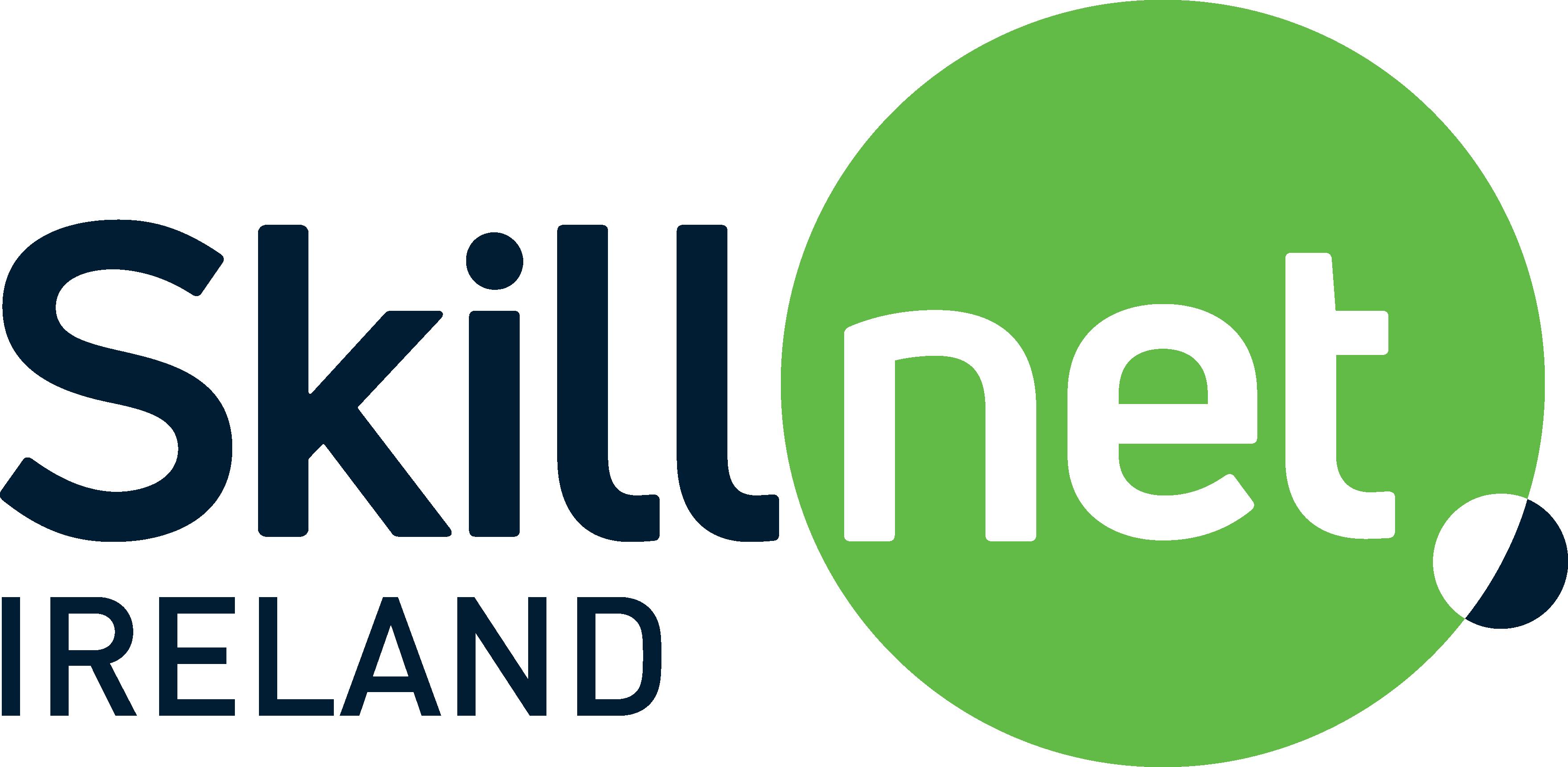 Skillnet Ireland logo